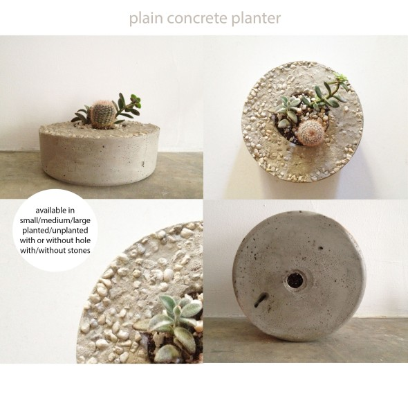 product sheet concrete plain